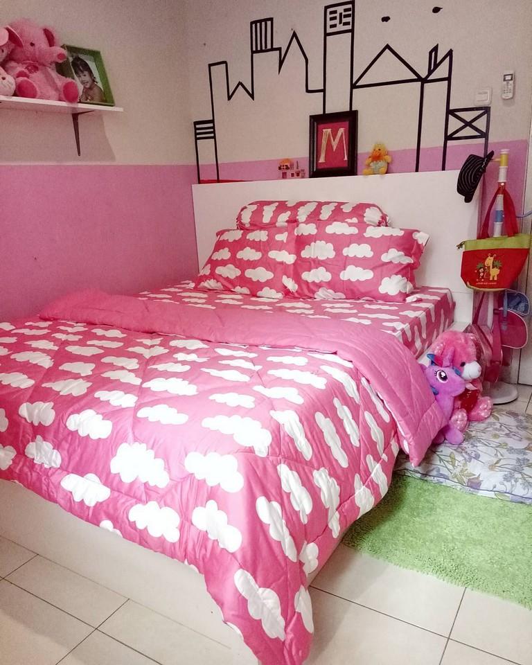 12 Pretty Tiny Bedroom Ideas For Girls